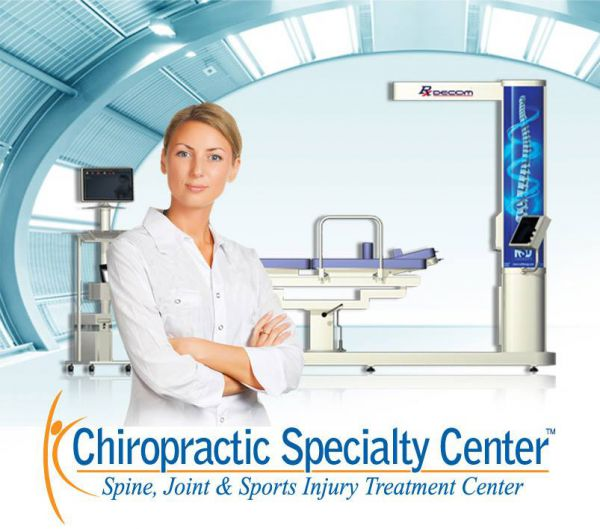 Chiropractic Specialty Center Sdn. Bhd.